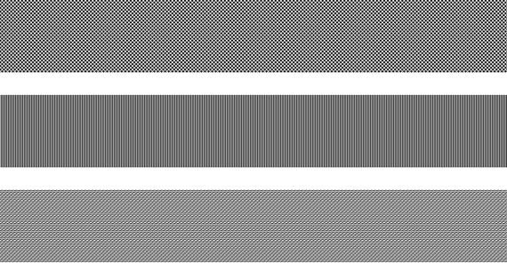 "32 motifs ""pixels"""