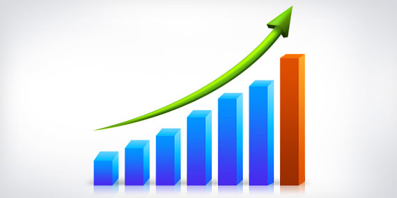 "PSD ""business growth graph"""