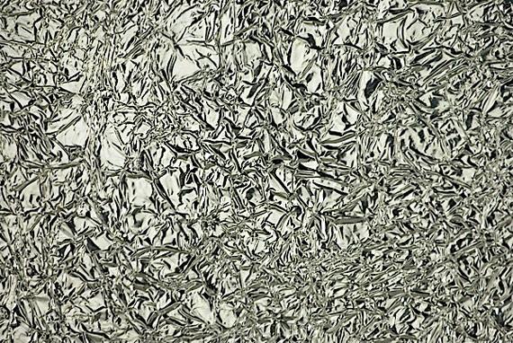 "Texture ""aluminium froissé"""