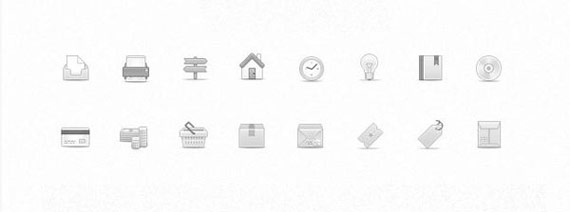 "PSD ""soft media icons set"""