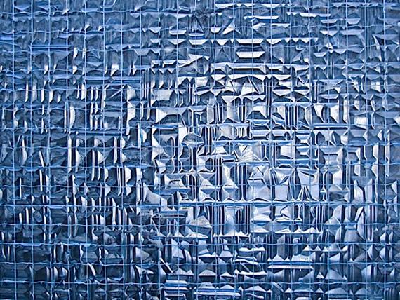 "Texture ""verre bleu irrégulier"""