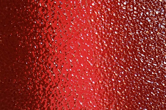 Texture &quot;verre rouge&quot;
